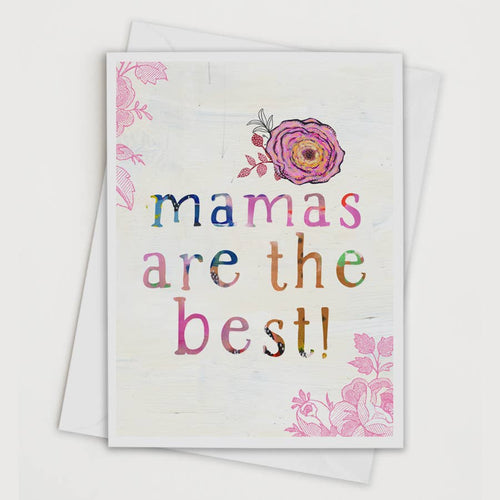 Mamas are the best! Card