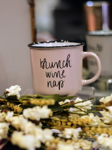 Brunch Wine Nap Mug