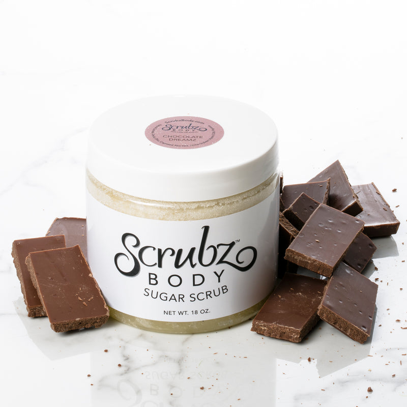 Chocolate Dreamz Sugar Scrub - Limited Edition