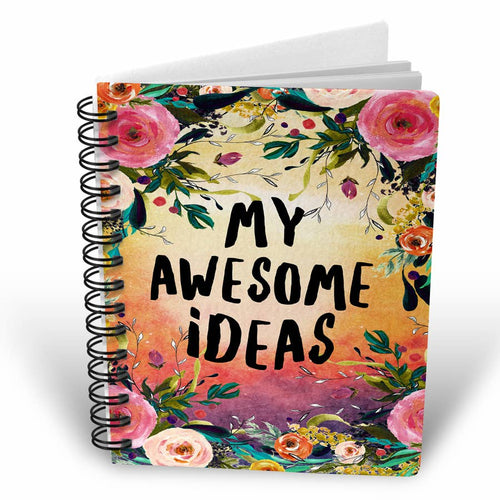 My Awesome Ideas Notebook