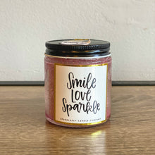 Load image into Gallery viewer, Sparklefly Mini Jar -Raspberry Mint Cream