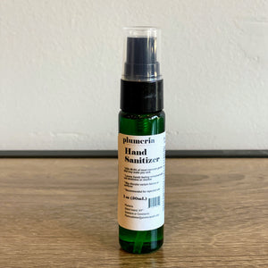 Hand Sanitizer - Small 1oz Spray Bottle