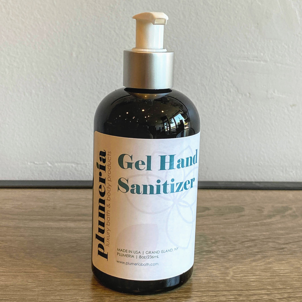 Gel Hand Sanitizer 8oz