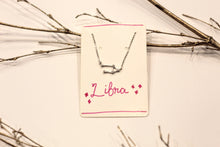 Load image into Gallery viewer, Sterling Silver Zodiac Constellation Necklace