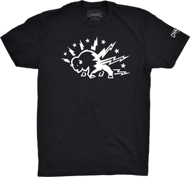 Charge Buffalo The Mark T-Shirt