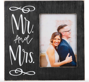 Mr. and Mrs. Frame