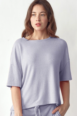 Ultra Soft Lavender Tee Shirt