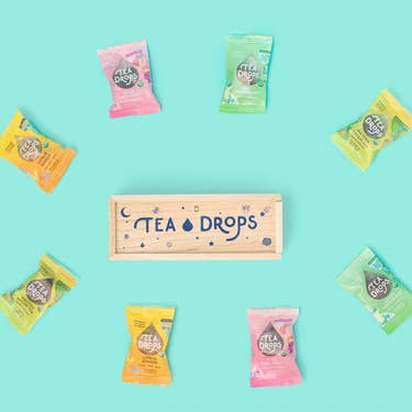 Single Serve Tea Drops - Vanilla White Tea