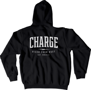 Charge Woodmark Zip Up Hoodie