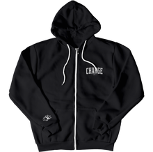 Load image into Gallery viewer, Charge Woodmark Zip Up Hoodie