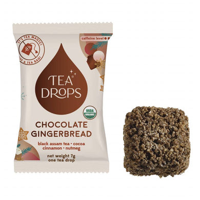 Copy of Single Serve Tea Drop - Chocolate Gingerbread