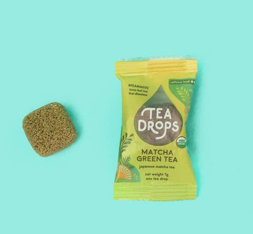 Single Serve Tea Drops - Green Tea