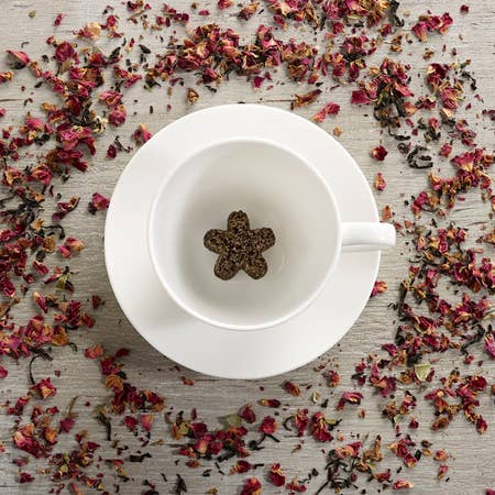 Single Serve Tea Drops - Rose Earl Grey