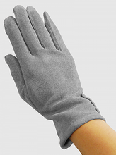 Load image into Gallery viewer, Grey Suede Glove