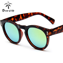 Load image into Gallery viewer, DRESSUUP Round Baby Boys Girls Kids Leopard Sunglasses Brand Designer UV400 Children Sun Glasses Oculos De Sol Gafas