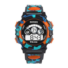 Load image into Gallery viewer, Outdoor Multifunction Waterproof kid Child/Boy's Sports Electronic Watches