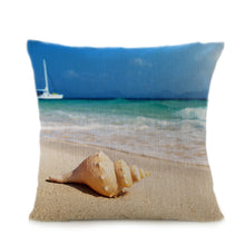 Load image into Gallery viewer, Beach Decoration Pillow Case