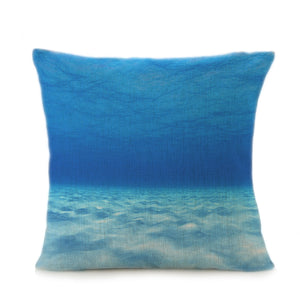 Beach Decoration Pillow Case