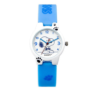 Snoopy Children Watch Kids Watches Boys Cartoon Strap Student Clock Brand Casual Fashion Cute Quartz Wristwatches Waterproof