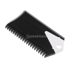 Surfboard Wax Comb SUP Surf Board Skimboard Wax Comb Remover Cleaner