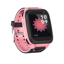 Load image into Gallery viewer, Kids Smart Watch DS38 Children Bluetooth Smart Watch Kid Tracker Touch Screen SIM SOS Call Photo Watch For IOS Android USB Cable