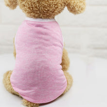 Load image into Gallery viewer, Warm Cotton Small Dog Vest