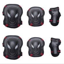 Load image into Gallery viewer, 6pcs Adult Kid Skating Protective Gear
