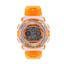 Load image into Gallery viewer, Students Electronic Watch Multifunctional Waterproof Luminous Wristwatch for Kids Children