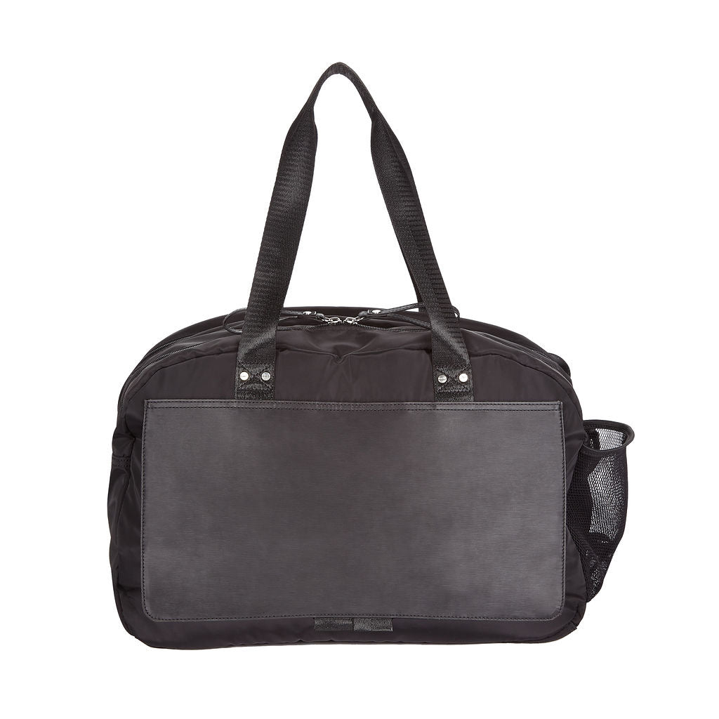 Nylon Gym/Overnight Bag