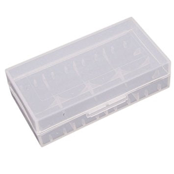 18650 Battery Case - 2 or 4 bay