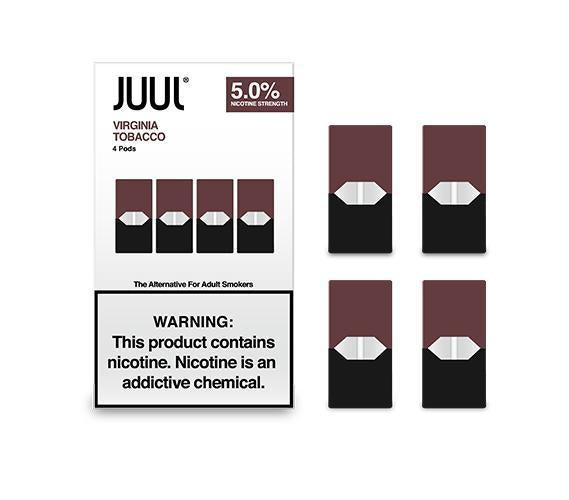 Juul Tobacco Pods