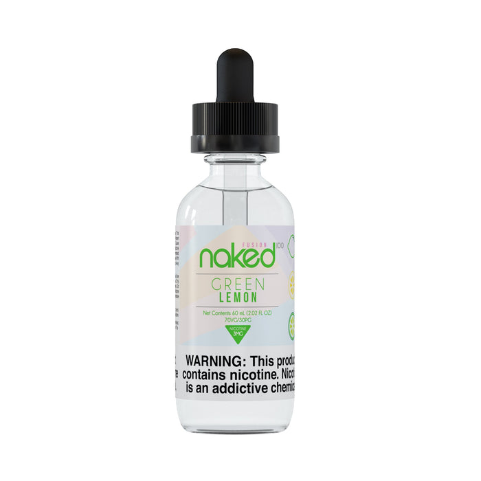 Naked 100 - Green Lemon - 60ML