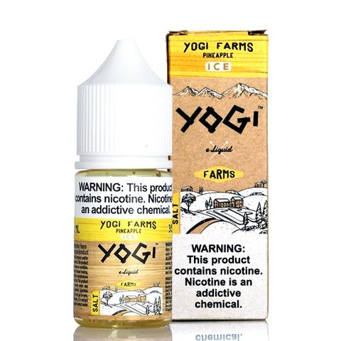 Yogi Farms Salts - Pineapple Ice