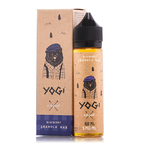 Yogi - Blueberry Granola Bar - 60ML