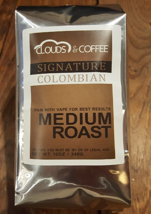 Medium Roast Colombian Coffee