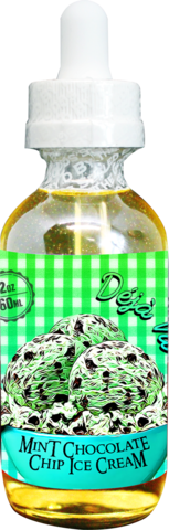 Mint Chocolate Chip Ejuice