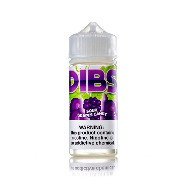 DIBS - Sour Grapes Candy - 100ML