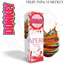Vapergate - Donkey Fruit Punch - 60ML