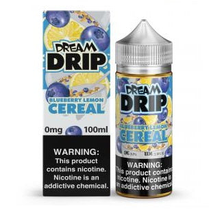 Dream Drip - Blueberry Lemon Cereal - 100ML