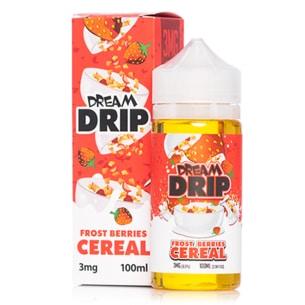 Dream Drip - Frosted Berries Cereal - 100ML