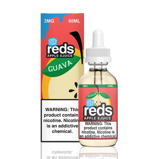 Reds - Apple Guava Iced - 60ML