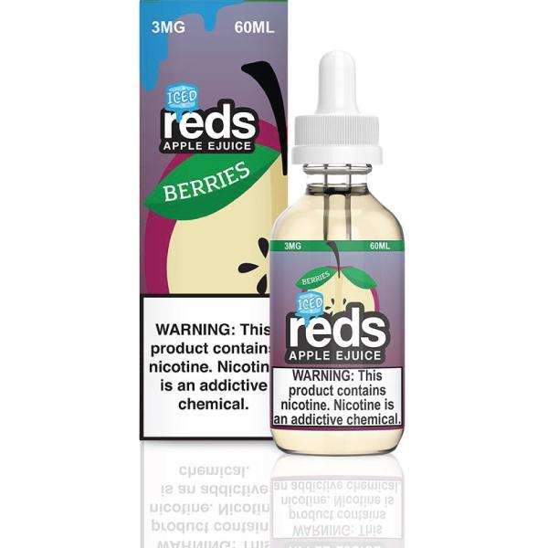 Reds - Apple Iced Berries - 60ML
