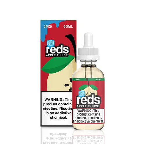 Reds - Original Apple Iced - 60ML