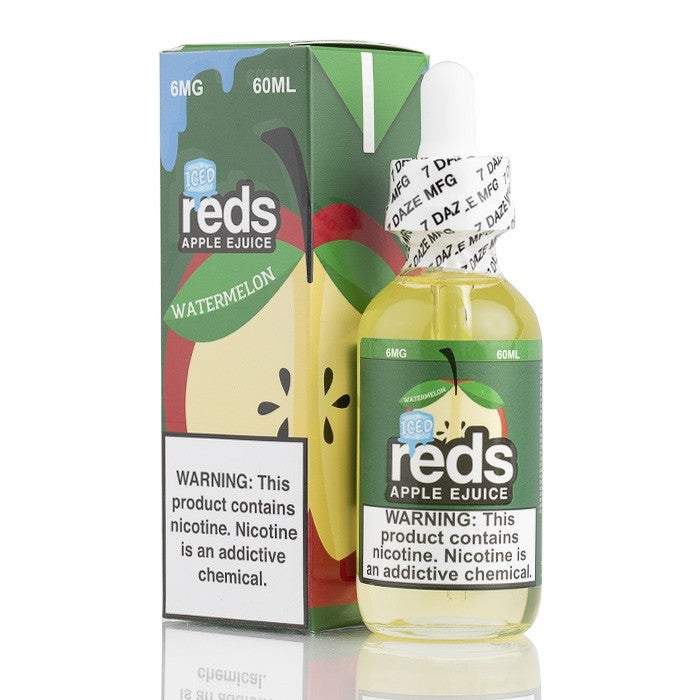 Reds - Apple Iced Watermelon - 60ML