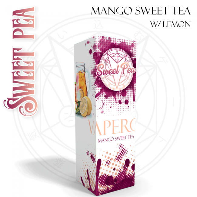 Vapergate - Sweet Pea - 60ML