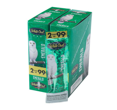 White Owl Cigarillo