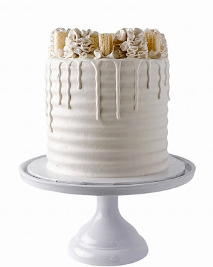 Classic Vanilla Party Cake