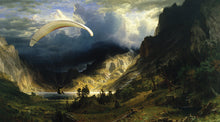 Load image into Gallery viewer, Aloft Albert Bierstadt Glider 100% Organic