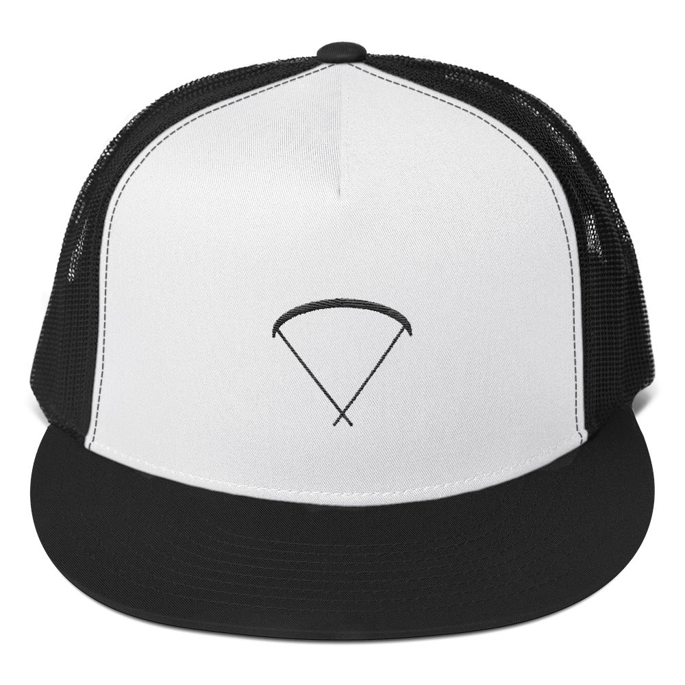 Aloft - Up Glider, Embroidery, Flat Brim Snapback