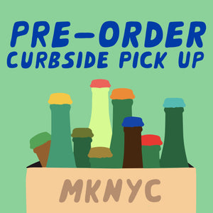 Preorder Curbside Pick-Up